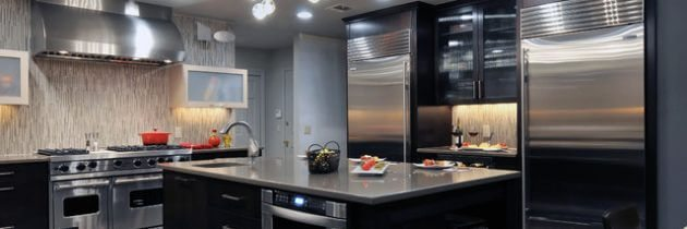 Smartphones and now smart kitchens domicile designs for Smart kitchen design small space