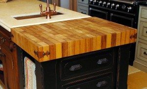 recycled-wood-butcher-block-for-kitchen-remodel-300x181