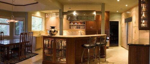 Boulder colorado custom kitchen design by domicile sf domicile designs - Kitchen design boulder ...