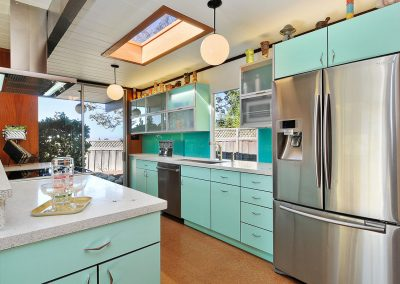 Castro-Valley-Mid-Centry-Modern-Eichler-Open-Plan-Kitchen-Renovation 2