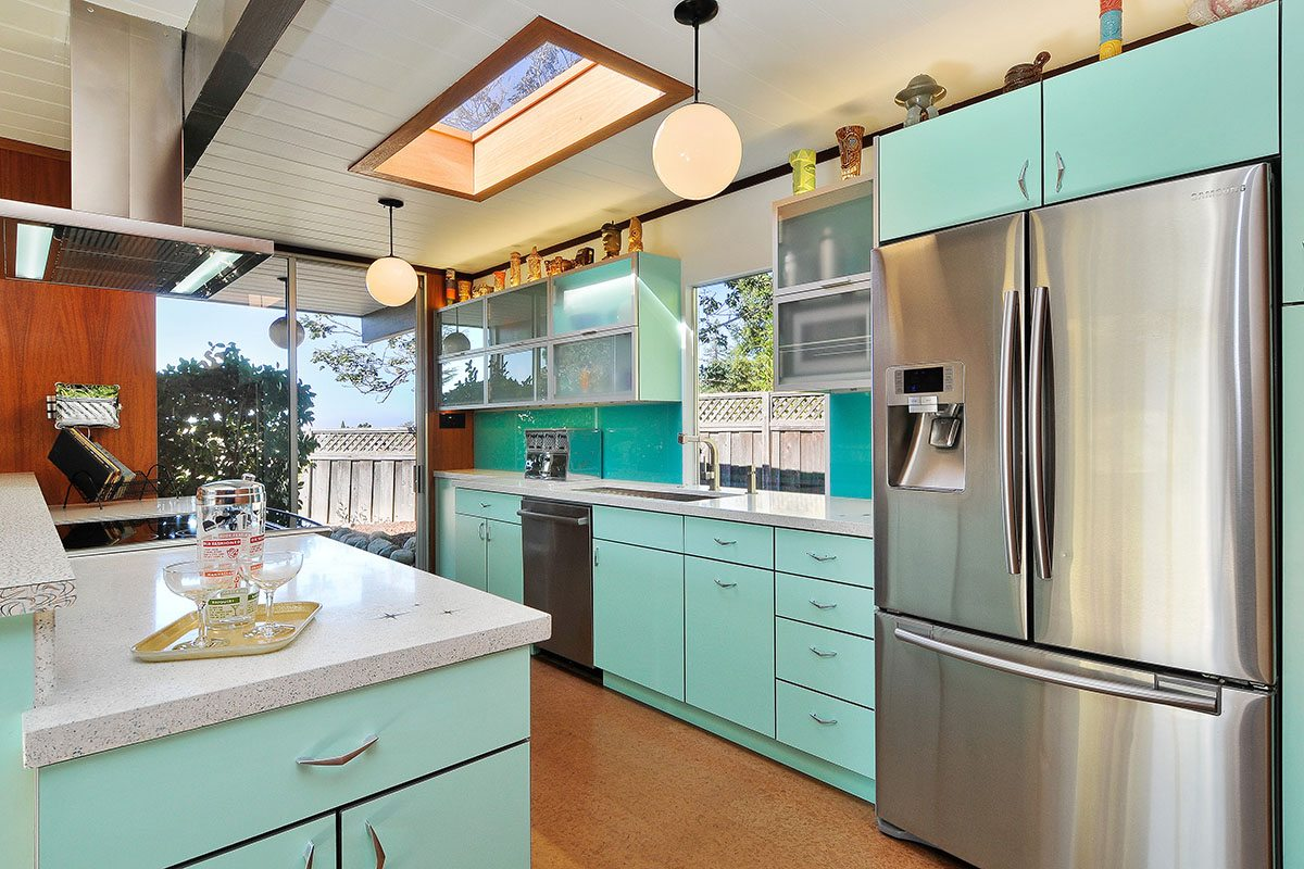 Kitchen Remodel – Eichler | Domicile Designs