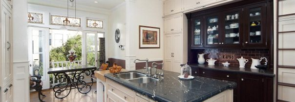 San Francisco Custom Kitchen Cabinets