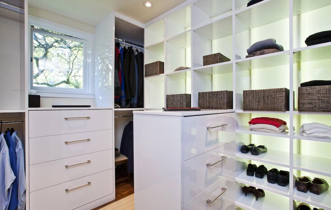 Custom Closet Design – Home Remodeling Ideas