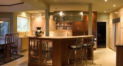 Boulder Colorado Custom Kitchen Design by Domicile SF