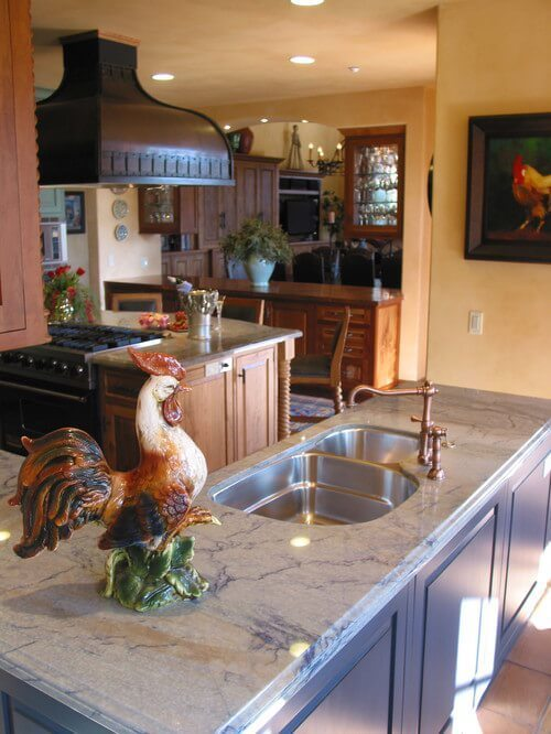 Kitchen Design Southwestern Kitchen Domicile Designs - Colorful-kitchen-design