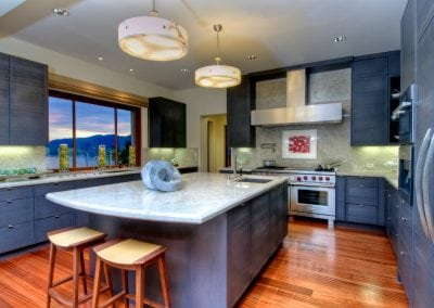 Luxury Kitchen Marin Designer Showcase Domicile Designs